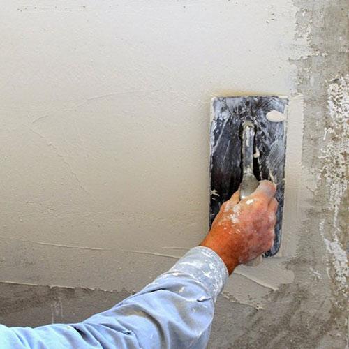 Шпакловка, шпакловане на стени